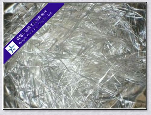 E Glass Chopped Strand for Calcium Silicate Board / Gypsum Board